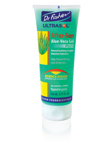 After-Sun Gel Aloe Vera