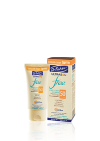 Ultrasol FREE Face Cream Gel